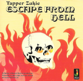 Tapper <Tappa> Zukie - Escape From Hell (Jamaican Recordings) CD